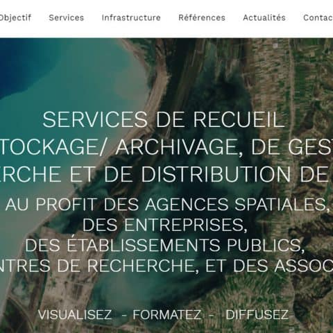 Nomad. Agence Web - Réalisation - Site Web Adwaiseo